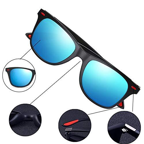 Zoom IMG-2 perfectmiaoxuan occhiali da sole polarizzati