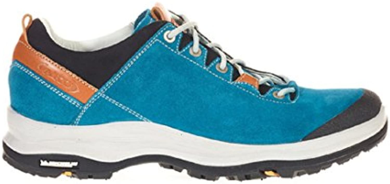 AKU La Val Low GTX Herren Trekkingschuhe Outdoor Gore Tex Turquoise Gr 41