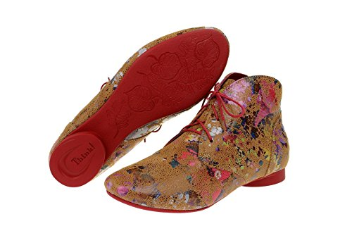 Think!  Think Guad 6-86297-54, Chaussons montants femme Marron