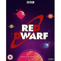 Red Dwarf Series 1 - 8 Boxset BD