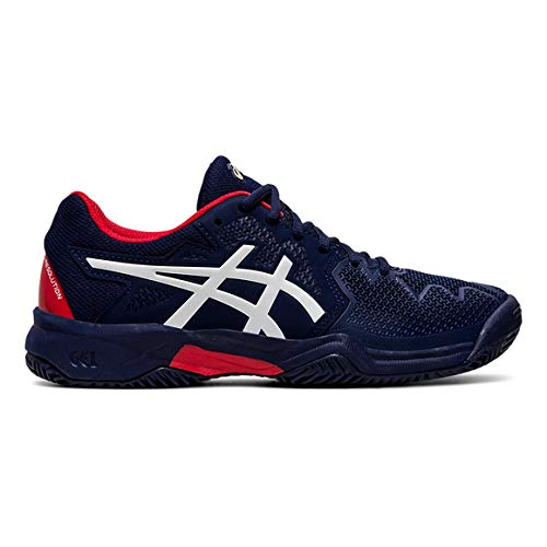 ASICS Gel-Resolution 8 Clay GS Junior Tennisschuh Kinder Schuhe Kinder:EUR 32.5