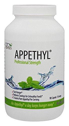 ProSpinach - Resistenza del professionista di Appethyl - 180 Capsule