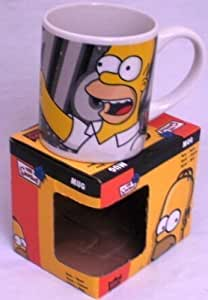 The Simpsons: Ceramic Mug in Gift Box