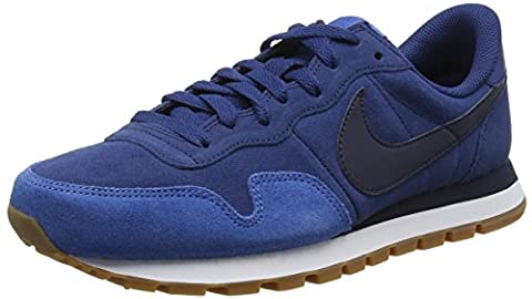 Nike Air Pegasus 83 Ltr, Chaussures de running entrainement homme, Azul (Coastal Blue / Obsidian-Star Blue-White), 40