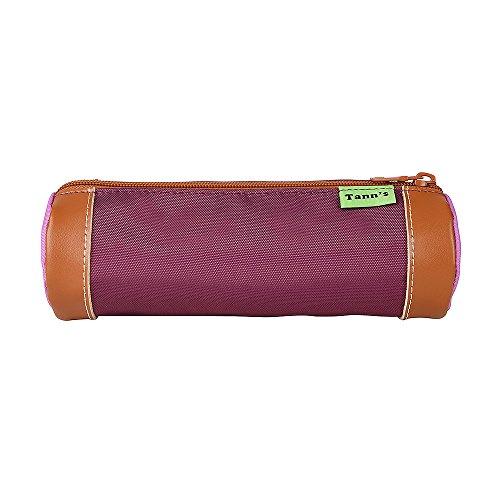Trousse ronde violet-parme Tann's ICONIC