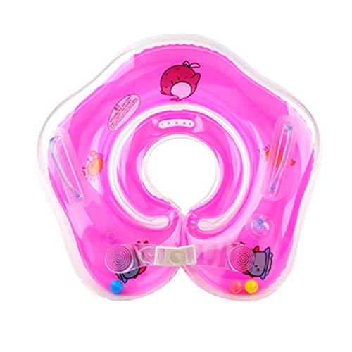 Empty Anillos de natación para bebés vacíos de 2 Piezas Flotador de Piscina Inflable de PVC de Dos...