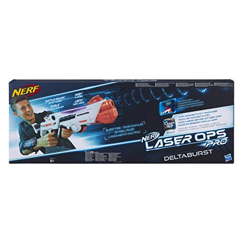 Nerf Laser Ops Pro Deltaburst (Hasbro E2279EU4)