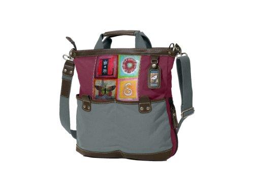 sherpani-borsa-a-secchiello-donna-rosso-burgundy-gray