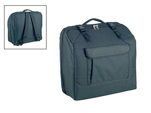Akkordeontasche Tasche Rucksack DELUXE für 48 Bässe
