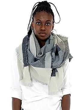 Mer's Style Bufanda foulard pashmina fular para mujer