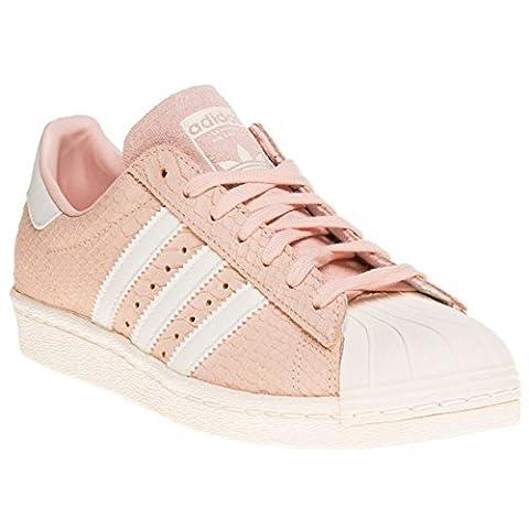 Adidas Superstar 80's Baskets Rose - rose -
