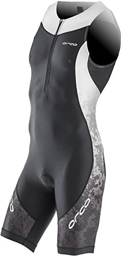 Core Race Suit Herren - Orca Größe XL, Farbe schwarz/weiss (Race Anzug)