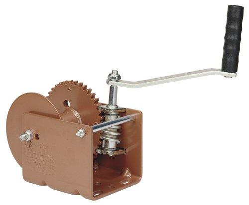 Preisvergleich Produktbild Dutton-Lainson WG2000 Worm Gear Winch 2000 lb by Dutton-Lainson Company