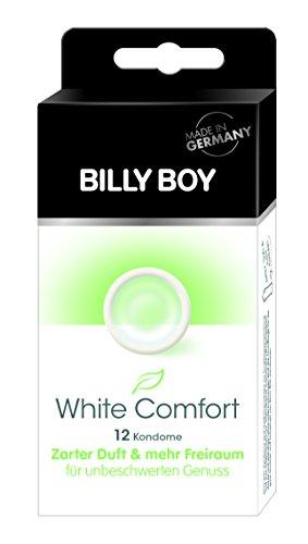 Billy Boy White comfort 12er- transparente Kondome mit angenehmem Duft - 3