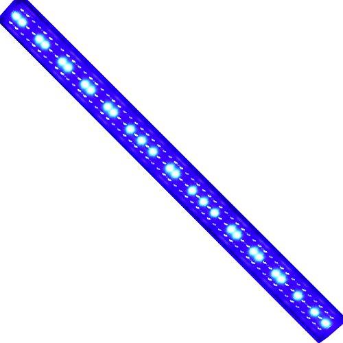 AE Lumiere - 150cm haute luminosite BLANC BLEU pour aquarium eclairage - Aquarium LAMPE 2 Modes Extensibles Avec Plug EU Eclairage pour aquarium poissons Lampe