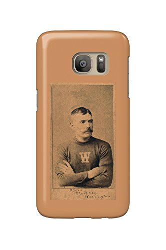 washington-statesmen-al-myers-baseball-card-galaxy-s7-cell-phone-case-slim-barely-there