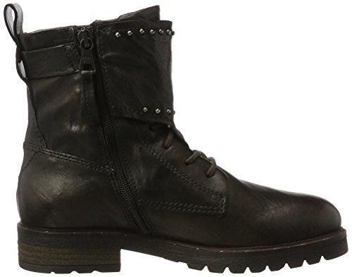 Mjus Damen 190204-0101-6114 Combat Boots Braun (Moka)
