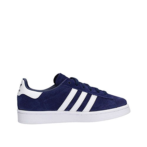 Adidas BY9593 Sneaker Bambino Bianco-Blu marino