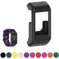 iFeeker Coque de protection en silicone souple pour montre intelligente Garmin Vivoactive HR GPS