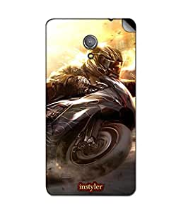 djimpex MOBILE STICKER FOR GIONEE PIONEER P3S