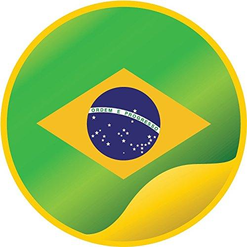 brasil-soccer-cup-ordem-e-progresso-football-world-sport-alta-calidad-de-coche-de-parachoques-etique
