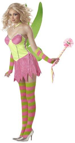 Tinkerbell Costume Adult Medium