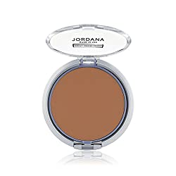 (3 Pack) JORDANA Perfect Pressed Powder - Amber