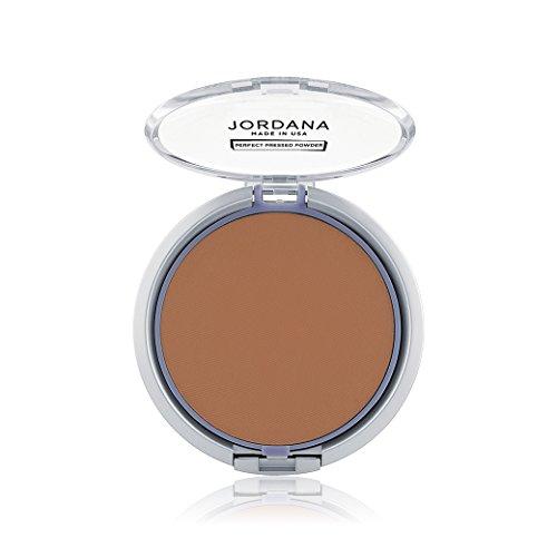 JORDANA Perfect Pressed Powder - Amber