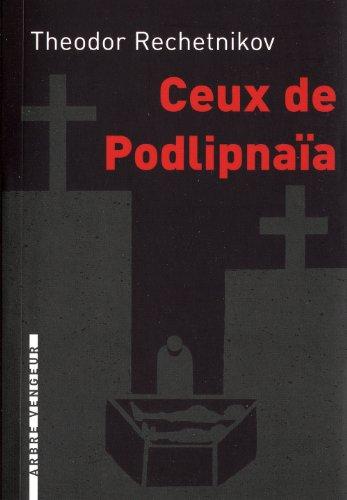 Ceux de Podlipnaïa par Theodor Rechetnikov