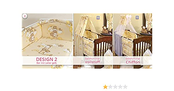 Babybett kinderbett juniorbett 140x70 bettwäsche bettset komplett 24