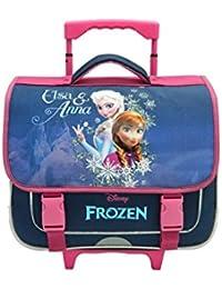 Preisvergleich für Disney Die Eiskönigin Schultasche blau