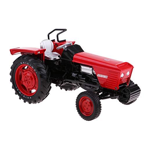 SM SunniMix 1/18 Maßstab Legierung Traktor Fahrzeug Modell Bausatz Fahrzeugmodell Modellauto Kinderspielzeug