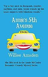 Annie's 5th Avenue (The Annie McCauley Romantic Comedy Mysteries)
