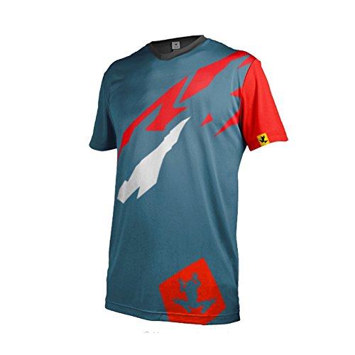 Uglyfrog 2018-2019 Jersey Mountain Bike Motocross Downhill Enduro Cross Motorrad MTB Shirt Herren Short Sleeve Sommer Style
