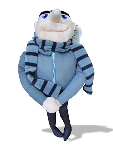 Gru Plush - Despicable Me - UK Seller - 40cm 16''