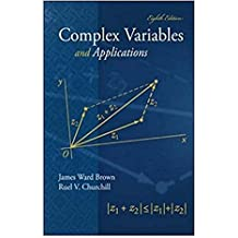Complex Variables and Applications (English Edition)