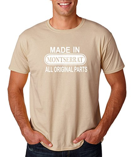 Daataadirect Herren T-Shirt Sand
