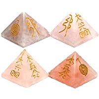 Healing Crystals India 1 Piece USUI Reiki Natural Rose Quartz 20-30mm Pyramid Feng Shui Spiritual Reiki Healing... preisvergleich bei billige-tabletten.eu