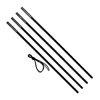 BB Sport Universal fiberglass tent poles repair set in different diameters 18