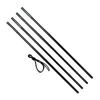 BB Sport Universal fiberglass tent poles repair set in different diameters 1