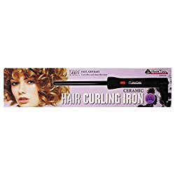 J2 Hair Tool Professional Ceramic Hair Curling Iron 1/2 DRE2434 by J2 Hair Tool