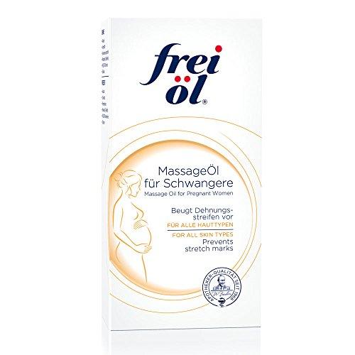 frei öl MassageÖl für Schwangere, 1er Pack (1 x 125 ml)