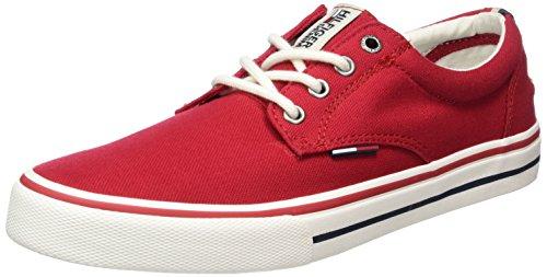 Tommy Jeans Hilfiger Denim V2385IC 1D_1, Sneakers Basses Homme