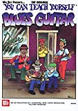 MelBay 172815 Can Teach Yourself Blues Guitar Printed Music
