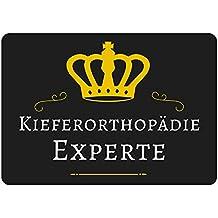 mousepad ortodoncia expertos Negro