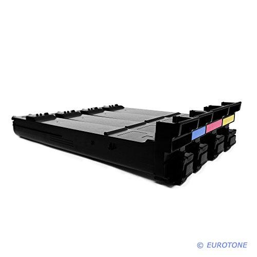 Eurotone Toner mit 50% mehr Leistung für Magicolor 4650 W D DL 4650 N 4690 W D DL N ersetzen Konica Minolta BK C Y M im Bundle Minolta M