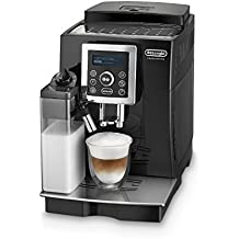 DeLonghi One Touch - Cafetera automática, 1.8 L, color negro