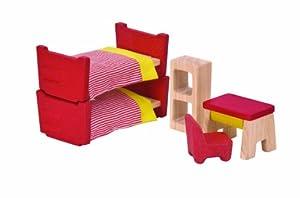 Plan Toys - Accesorio para casas de muñecas (Globalgifts PL7608) Importado