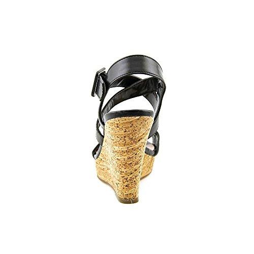 Style & Co Allexus Synthétique Talons Compensés Black