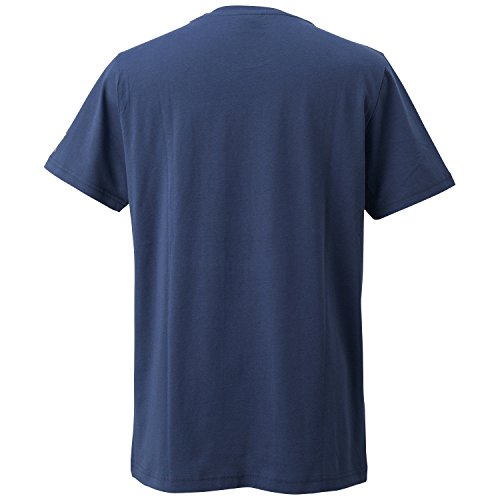 PUMA Herren T-shirt AFC Fan Tee-Crest Q3 blau